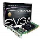 EVGA GeForce 8400 GS 512 MB DDR3 PCI-Express 2.0