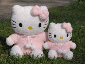 Sanrio Hello Kitty plush (large)