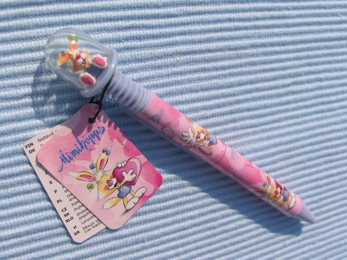 Cute Diddl Mimihopps pen