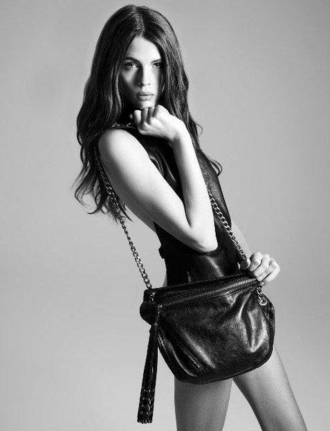 $395 Botkier AVA Crossbody Bag in Black $395 New NWT