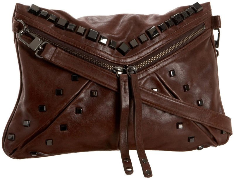 $365 -Treesje Jovi Cross-Body Bag -in Cognac  NWT