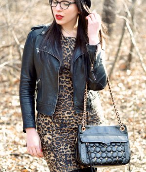 398 Rebecca Minkoff SWING Circle Quilt bag in Black NWT 80c9f469eb905