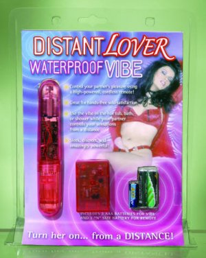 "Wireless Remote Control 6"" Massager Waterproof NEW"