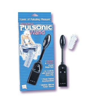 Pulsonic wand