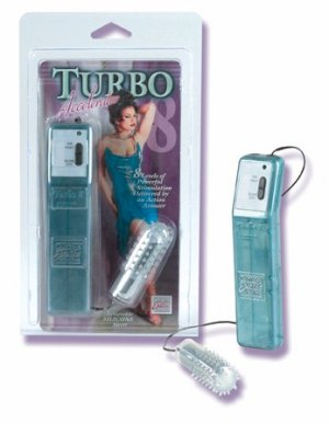 Turbo 8 Accelerator -Forest Green