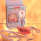 Silicone Strap-on Butterfly Stimulator