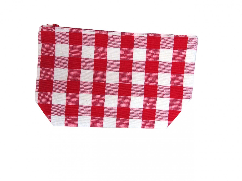 TonTubTim Cosmetic bag large (size L): Red