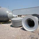 Radius Engineering P10 Bomb Disaster Storm Shelter