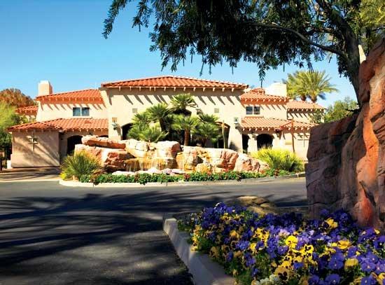 Sheraton Desert Oasis Resort Spring Training 2012 Small 1BR Condo Rentals