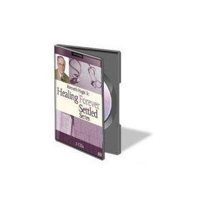 Healing Forever Settled Series [Audio CD] Kenneth Hagin Jr