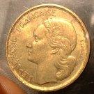 FRANCE 1951 20 Francs -- KM917.1 -- UNCIRCULATED