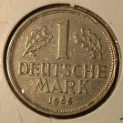 GERMANY 1965-D 1 Mark -- KM 110 -- XF