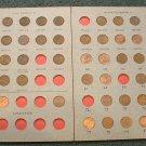 CANADA Small Cent Set * 45 diff dates * VF-UNC!