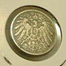 GERMANY 1905-A 10 Pfennig -- XF