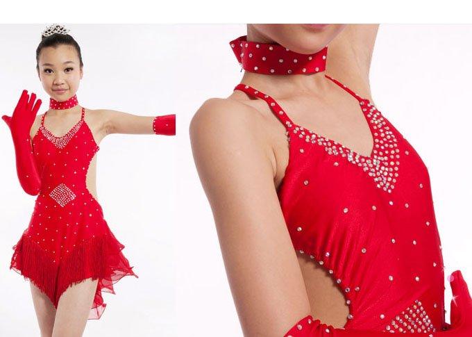latin dress ballroom dress dance dress style 32