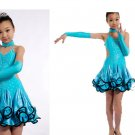 latin dress ballroom dress dance dress style 35