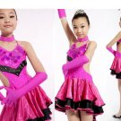 latin dress ballroom dress dance dress style 38