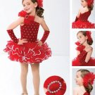 Girl BALLET TUTU DANCE DRESS PARTY DRESS style 2