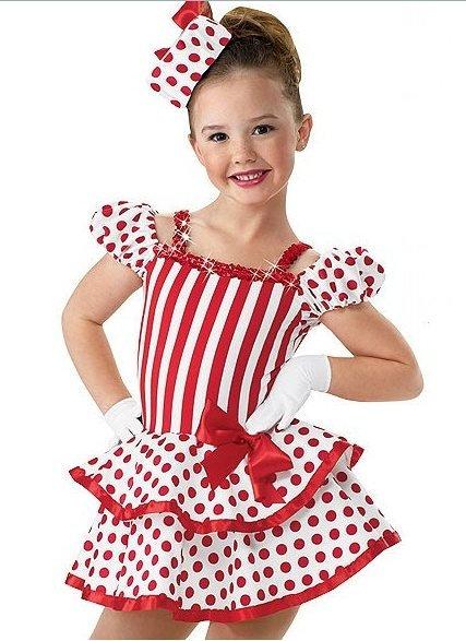 Girl BALLET TUTU DANCE DRESS PARTY DRESS style 4