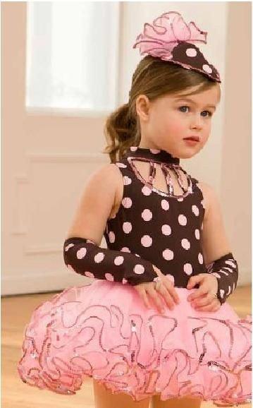 Girl BALLET TUTU DANCE DRESS PARTY DRESS style9