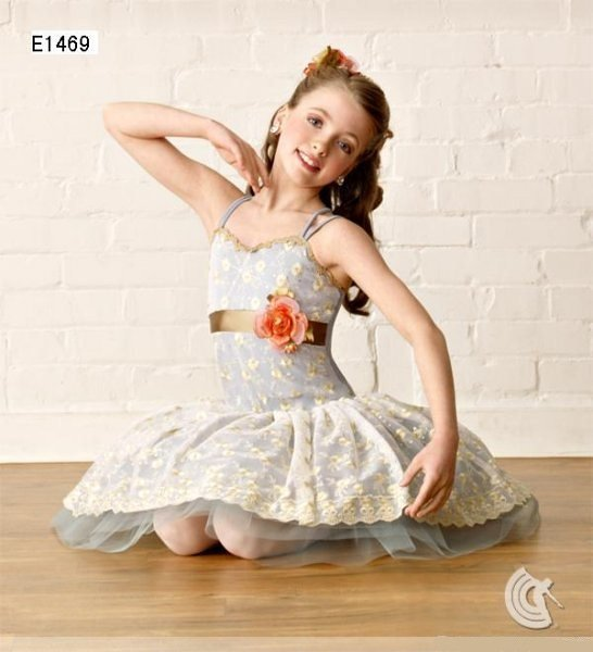 Girl BALLET TUTU DANCE DRESS PARTY DRESS style28