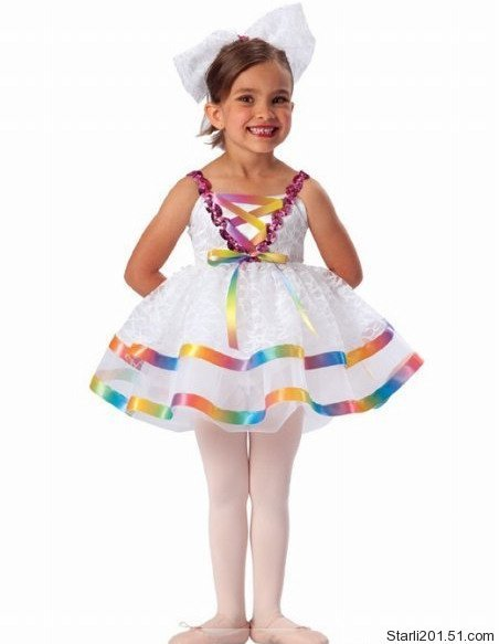 Girl BALLET TUTU DANCE DRESS PARTY DRESS style30