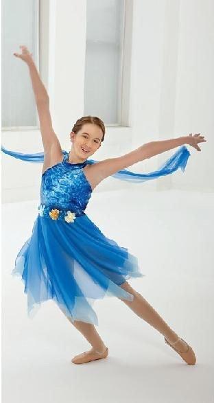 Girl BALLET TUTU DANCE DRESS PARTY DRESS style33