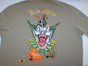 Inkslingers Mad Clowns T-shirt