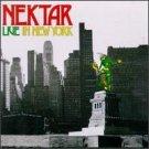 Nektar Live In New York LP V rare German 1st pressing OOP
