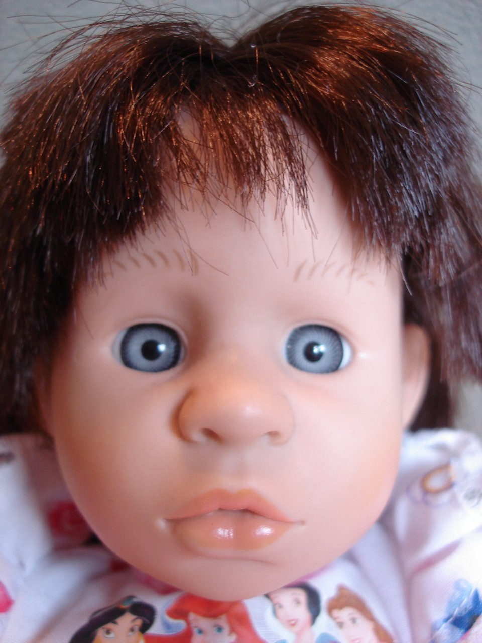 Doll Funny Face Expression By Gi Go Toys 15