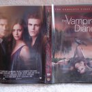 DVD The Vampire Diaries Season One 5 Disc Edition