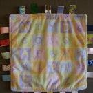 N33 Infant Baby Nursery Kids II TaGgies Security Blanket Home Decor
