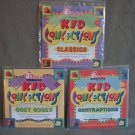 V2 Kid Concoctions Video Computer PC Games Lot of 3 NEW