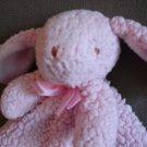 N60 Infant Baby Nursery Blankets & Beyond Security Blanket Bunny