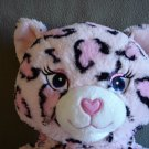 Build-a-Bear Workshop Sassy Meowing Kitty Cat Leopard