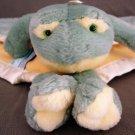 N97 Infant Baby Nursery My Banky Frog Paddy Security Blanket