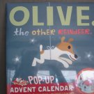 Olive The Other Reindeer PopUp Advent Calendar NEW