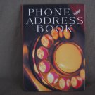 Address Telephone Directory Book Paperback