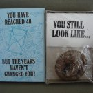 You Have Reached 40 Poop Dung Pile  Hilarious, Prank, Gag, Joke Gift