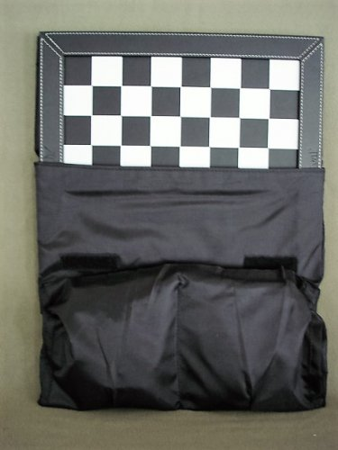 Carnival Board Games With Storage Bag Chess, Backgammon & Checkers