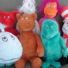T32 Dr Seuss Characters Lot of 7
