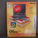 Microsoft Office XP Standard For Students & Teachers  Version 2002