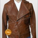 Leonardo Dicaprio The Aviator Vintage Leather Jacket