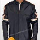 Tom Cruise War of the World Leather Motorcycle Jacket