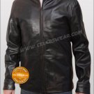Minority Report Leather Classic Black Lambskin Jacket