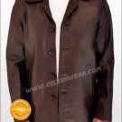 Dean Winchester Jacket Supernatural Brown Leather Coat