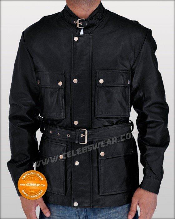 The Expendables Jason Statham Leather Jacket