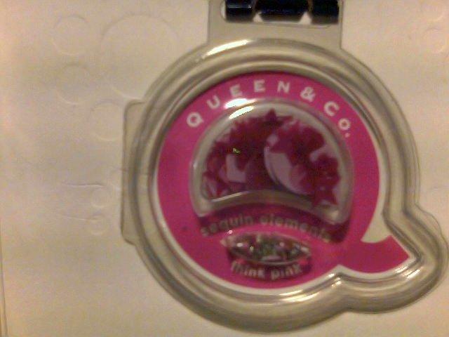 Queen & Co. Sequin Elements