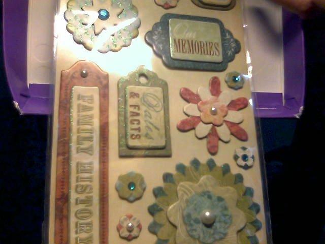 K&Company Adhesive Chipboard