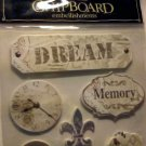 The Paper Studio Chipboard Embellishments